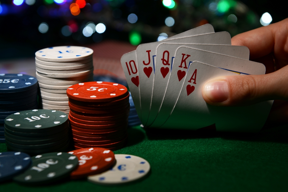 How to stop on time when you win at the online casino